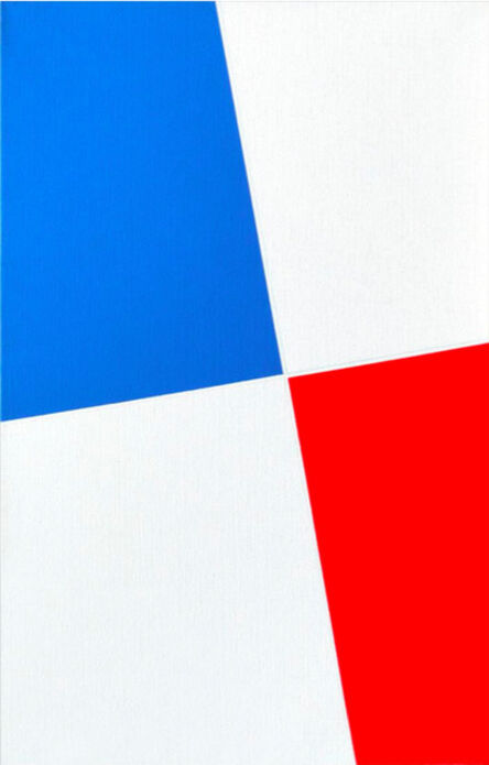 Waldo Balart, 'Módulo 2x2, 3.7. 80°', 1995