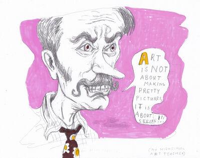 Jim Torok, 'My High School Art Teacher', 2016