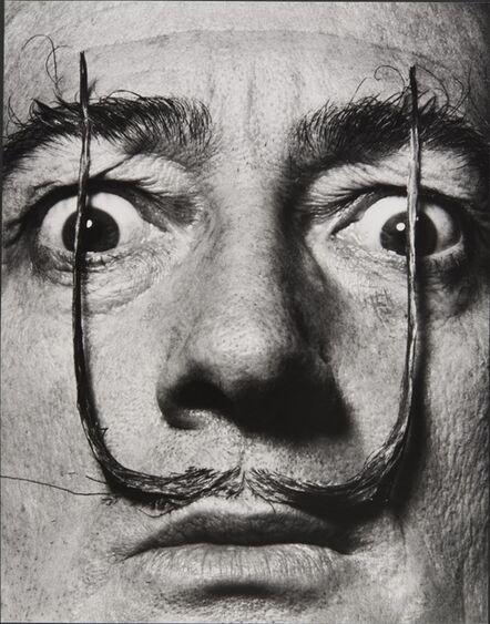 Philippe Halsman, 'Dali'