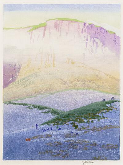 William Giles (1872-1939), 'The Cliffs', ca. 1920