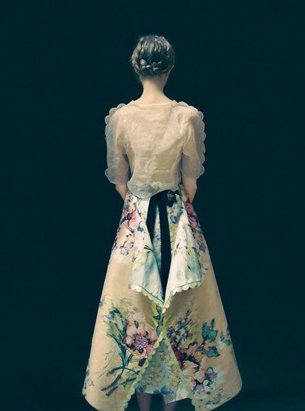 Erik Madigan Heck, 'The Milkmaid 1, The Garden', 2016