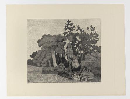 Robert Bevan, 'The Plantation', 1922