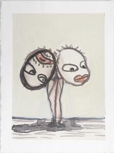 Ansel Krut, 'Double Head', 2004