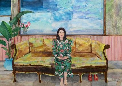 Maria Berrio, 'Clouded Infinity', 2020