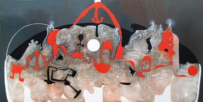 Eduardo Arranz-Bravo, 'Boxer Corner', 2015