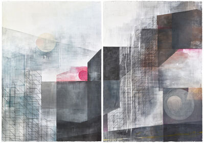 Amanda Knowles, 'Construction View II', 2019