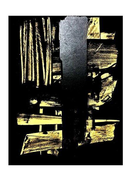 Pierre Soulages, 'Original Lithograph by Pierre Soulages', 1959
