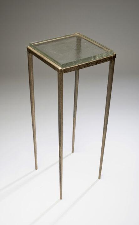 Gregory Nangle, 'Ash Side Table', 2016