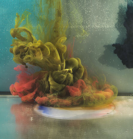 Kim Keever, 'Abstract 36727', 2018