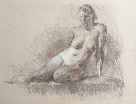 Ben Fenske, 'Nude Sketch', 2009