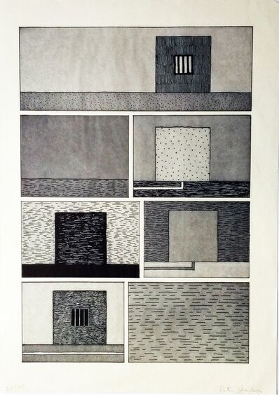 Peter Halley, 'Untitled for Brooklyn Academy of Music (BAM) ', 1991