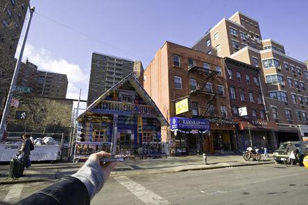 Azya Reznikov, 'Relocating Home, New York City #1', 2009
