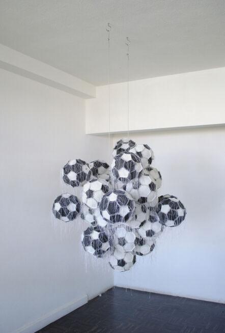Dario Escobar, 'Obverse & reverse IX', 2010