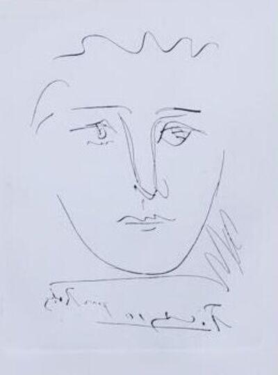 Pablo Picasso, 'Pour Roby (L'Age de Soleil 1950)', 1968