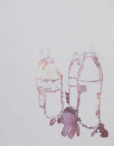 Ashley Stecenko, 'Pollinating Water Bottles', 2020
