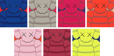 KAWS, 'What Party', 2020