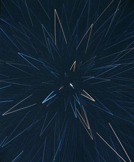James Nizam, 'Starlight Drawing - Burst', 2017