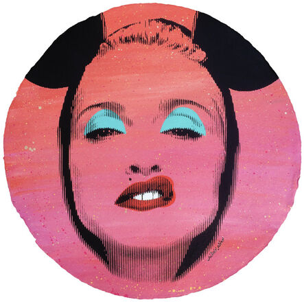 Silvio Alino, 'Pop Icon No. 370', 2015