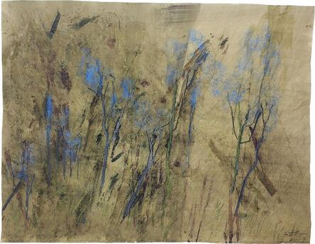 Wang Gongyi, 'Leaves of Grass No.8', 2019