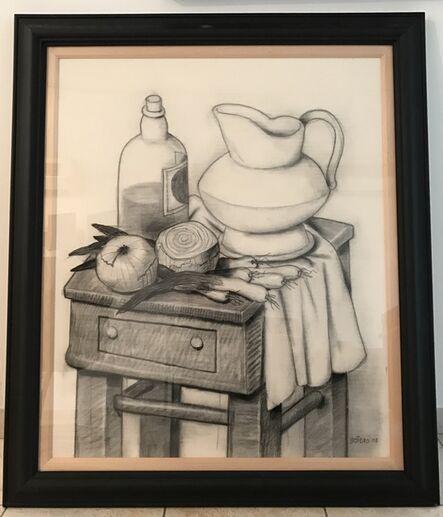 Fernando Botero, 'Still Life with Onions', 2003