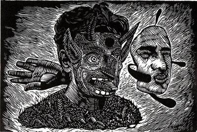 Pavel Acevedo, 'Greed ', 2020