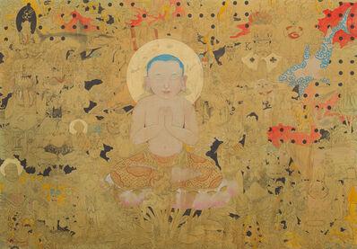 Baatarzorig Batjargal, 'Little Budda', 2016