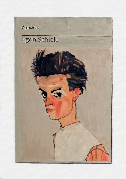 Hugh Mendes, 'Obituary: Egon Schiele ', 2018