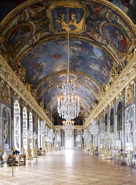 Candida Höfer, 'Château de Versailles I', 2007