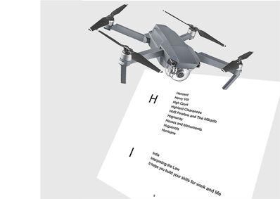 Laura Malacart, 'The Little Book of Answers (Drone Britannia)'