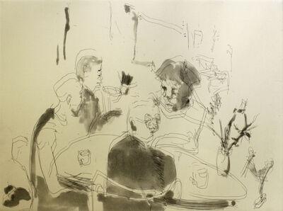 Katsura Funakoshi, 'Afternonn tea Santamonica'