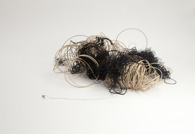 Liliana Porter, 'Forced Labor (rope)', 2011