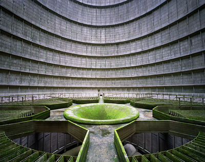 Yves Marchand & Romain Meffre, 'Cooling Tower, Power Station, Monceau-sur-Sambre, Belgium', 2011