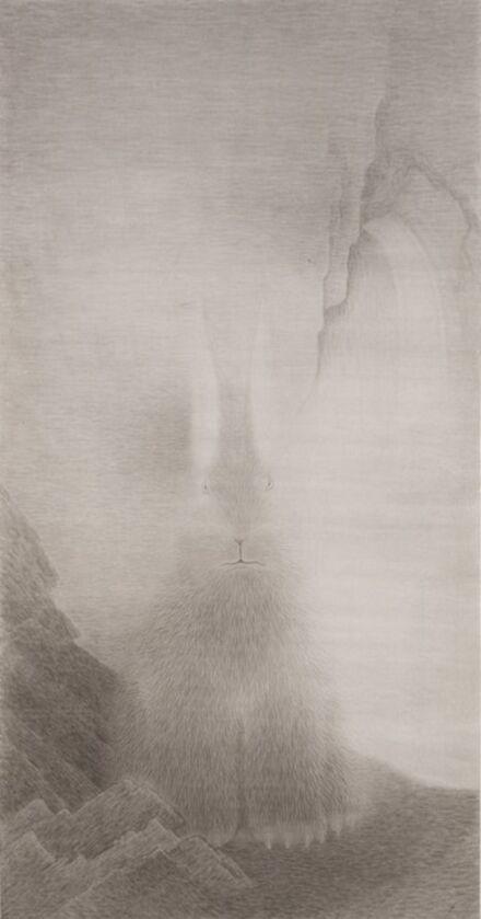 Shao Fan, 'Rabbit Asks', 2015