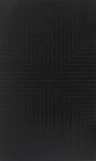 Frank Stella, 'Die Fahne hoch!', 1959