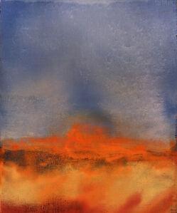 Yari Ostovany, 'Simorgh Descending X', 2019