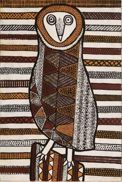 Janice Murray, 'Pinjoma Jilamarini (Barn Owl)', 2017