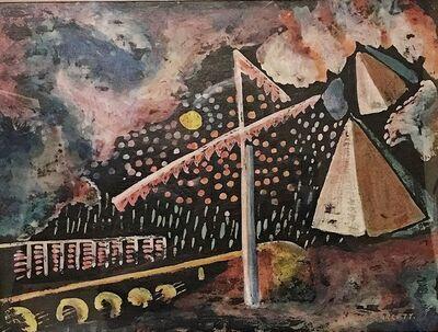 Rolph Scarlett, 'Modern Composition #5', ca. 1920