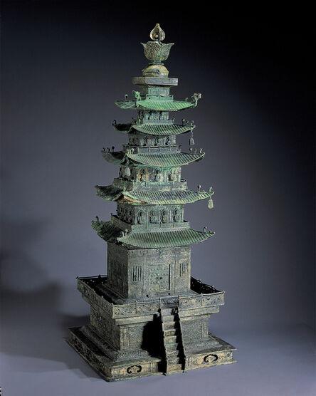Unknown Artist, 'Miniature Pagoda', Goryeo Dynasty, 10th , 11th century