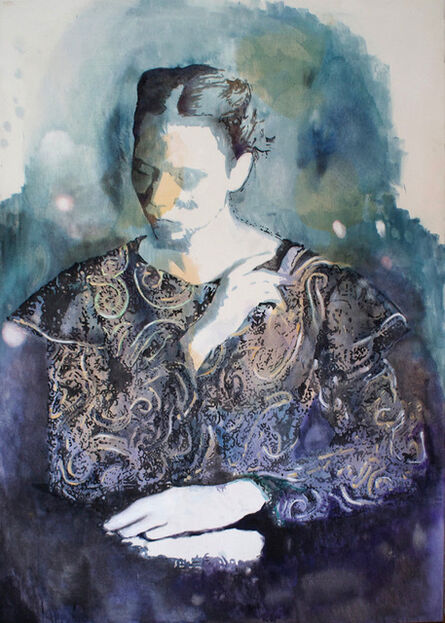 Miriam Vlaming, 'Silent movie ', 2017