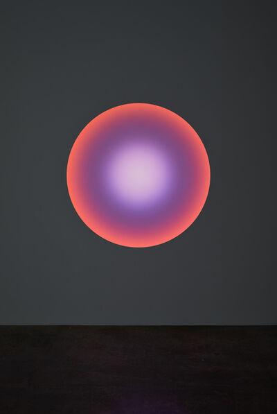 James Turrell, 'Medium Glass Circle', 2017