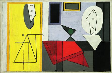 Pablo Picasso, 'L'Atelier (The Studio)', 1927-1928