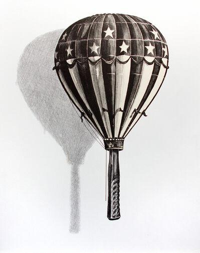 Robert Hague, 'Trojan Hammer (balloon)', 2013