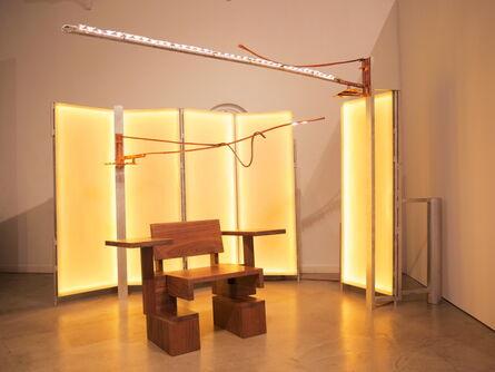 Théophile Blandet, 'Lamp', 2020