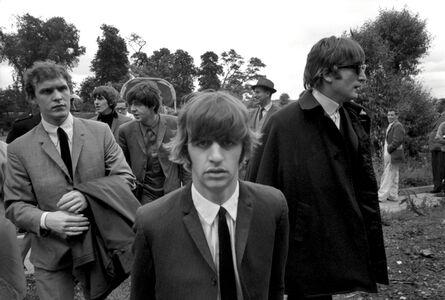 John 'Hoppy' Hopkins, 'Ringo as Front Man, The Beatles at Teddington Studios', 1964