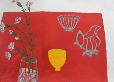 Angela A'Court, 'Coopers Yellow Pot ', 2012