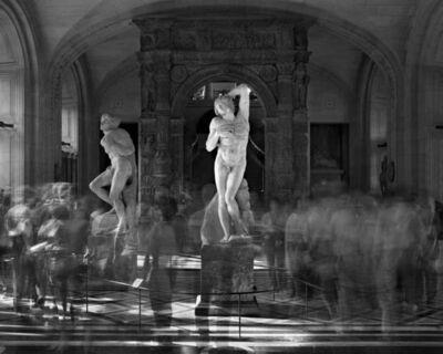 Matthew Pillsbury, 'Esclaves de Michel-Ange, Musée du Louvre', 2003