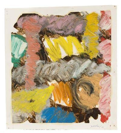 Michael Goldberg, 'Untitled (3/02-DWG)', 2002