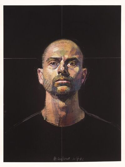 Bernardo Siciliano, 'Self Portrait', 2015