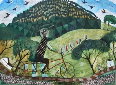Donald Saaf, 'Round Mountain'
