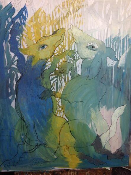 Saad Ali, 'Animals', 2016